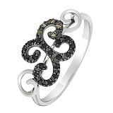 Золотое кольцо Ирена с бриллиантами