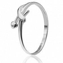 Кольцо из серебра Верналь