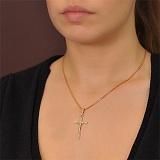 Золотой крестик Духовность
