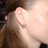 Серьги с бриллиантами Миранда