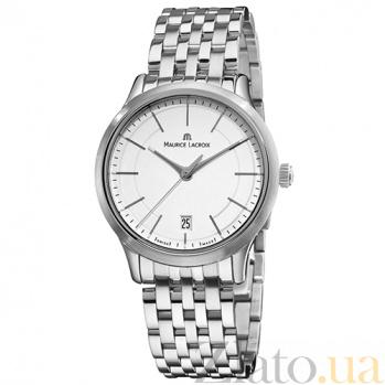 Часы Maurice Lacroix коллекции Les Classiques Gents date MLX--LC1117-SS002-130