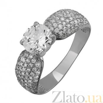 Серебряное кольцо HUF--500078-Р
