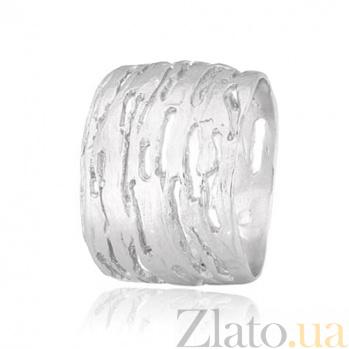 Серебряное кольцо Руолан 000028011