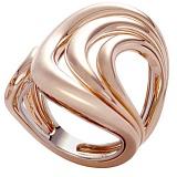 Кольцо Serpenti из красного золота