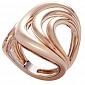 Кольцо Serpenti из красного золота R-Stern-R