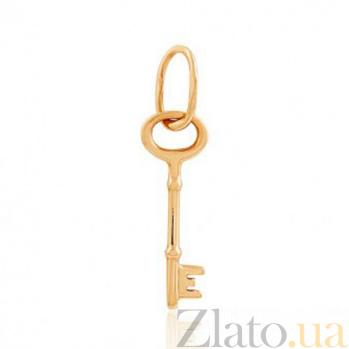Детский золотой кулон Загадка EDM-П0210