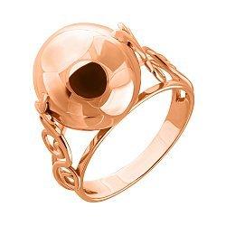 Кольцо из красного золота 000006121