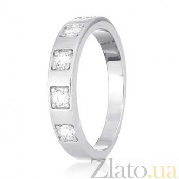Кольцо из серебра Светлые мечты с цирконием 000030978