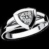 Кольцо в белом золоте Dream & Love