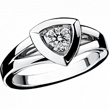 Кольцо в белом золоте Dream n Love