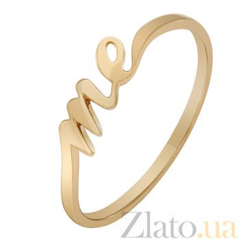 Кольцо из красного золота Me 000032689