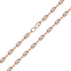 Золотая цепочка в комбинированном цвете 000125973