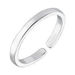 Серебряное фаланговое кольцо Бохо стиль 000027997