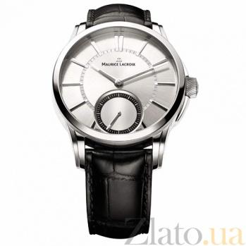 Часы Maurice Lacroix коллекции Small Seconds MLX--PT7558-SS001-130