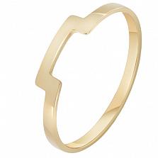 Кольцо из желтого золота Периметр для составного набора