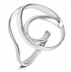 Серебряное кольцо Серпантин