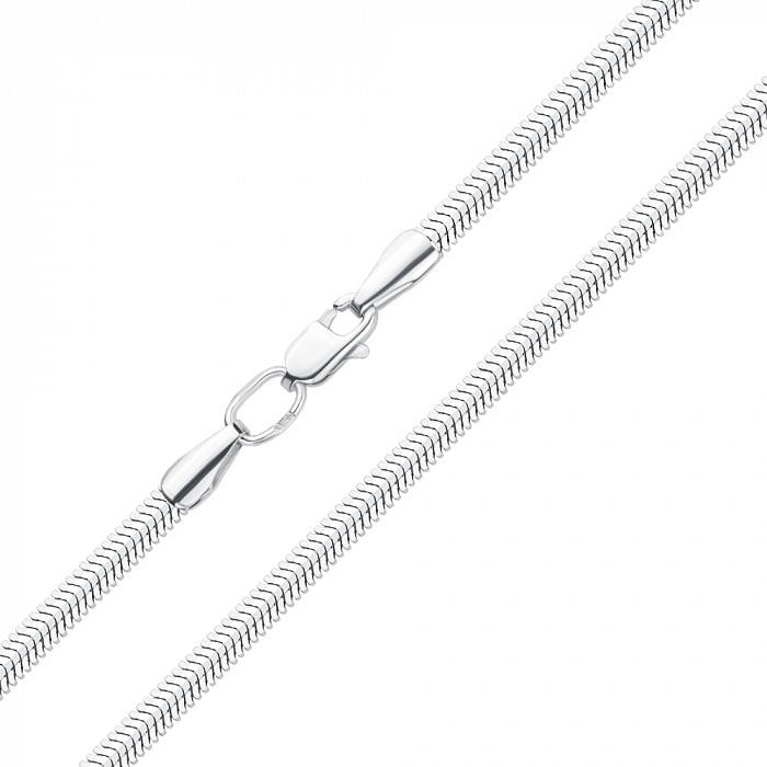 Серебряная цепь Сорренто, 4,5 мм 000067388