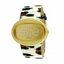 Часы наручные Elite E50672G 007