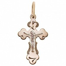 Золотой крестик Милость Божья