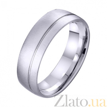 Золотое обручальное кольцо Жизнь мечта TRF--4211713