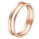 Кольцо в красном золоте Анастасия