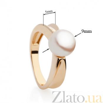 Золотое кольцо с жемчугом Совершенство SG--11330601