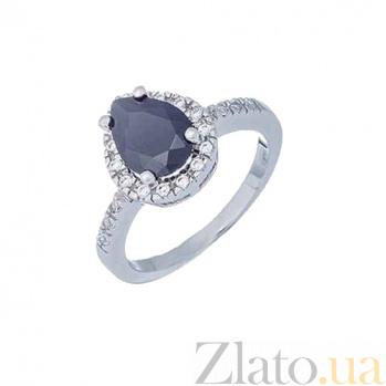 Серебряное кольцо с цирконом Мистика AQA--MS-149(S)-RB