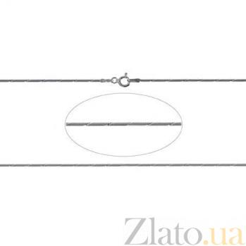 Цепочка серебряная Снейк AQA--874Р-4
