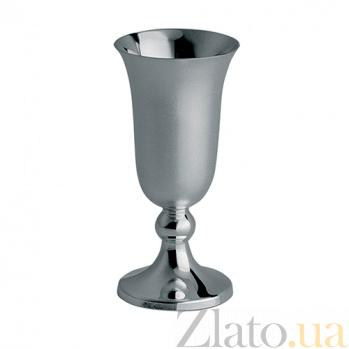 Серебряная рюмка Korpus на фигурной ножке, 35мл ZMX--1708_5221
