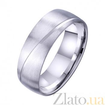 Золотое обручальное кольцо Сияние вечности TRF--4211708
