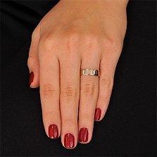 Золотое обручальное кольцо Сидней