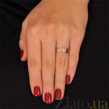 Золотое обручальное кольцо Сидней 000001640