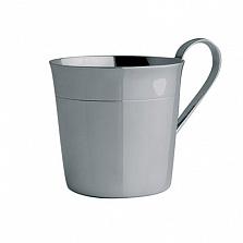Детская серебряная чашка Korpus с полоской под краем, 170мл