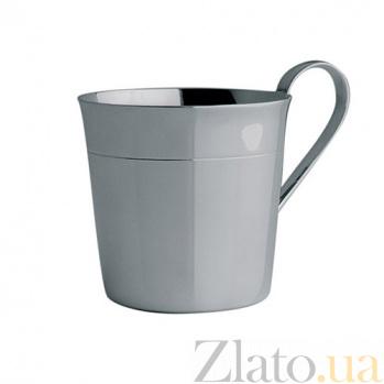 Серебряная детская чашка Marta с ручкой ZMX--1721_5195