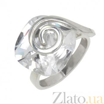 Серебряное кольцо с цирконием Антистресс BGS--162к