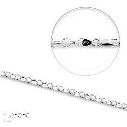 Серебряная цепь, 5,5 мм 000067418