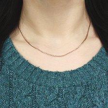 Золотая цепочка Даяна в плетении барли с алмазной гранью, 2мм