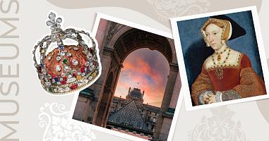 10 приголомшливих музеїв світу для захопливої прогулянки