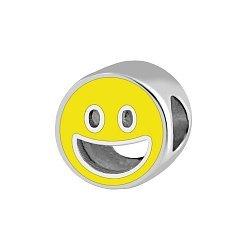 Серебряный подвес-шарм с эмалью 000082154