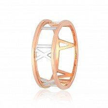 Серебряное кольцо Величие Рима