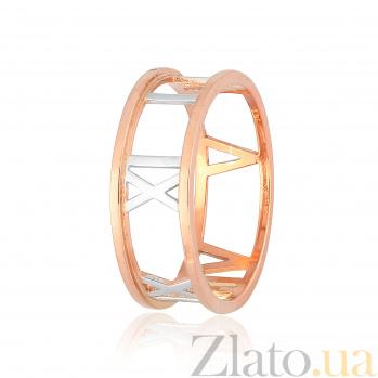 Серебряное кольцо Величие Рима 000028233
