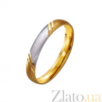 Золотое обручальное кольцо Живой источник TRF--431223