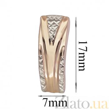 Серьги золотые Висдом TNG--470436