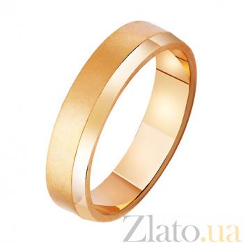 Золотое обручальное кольцо Совместный путь TRF--411941