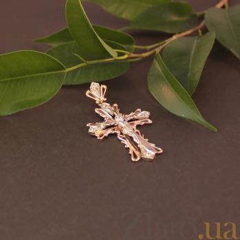 Золотой крест Символ веры 3542259