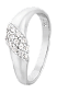 Серебряное кольцо с фианитами Ассанта 000025705