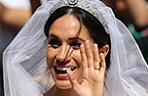 Украшения Меган Маркл: свадебный образ и любимые аксессуары