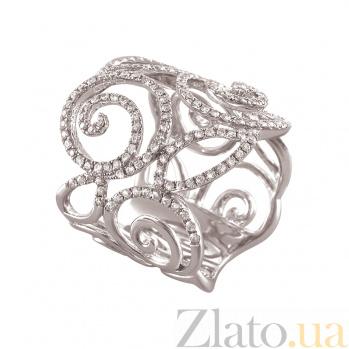 Золотое кольцо с бриллиантами Кристина 1К809-0114