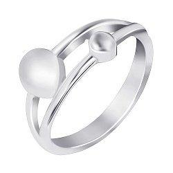 Серебряное кольцо Коллет  000045375