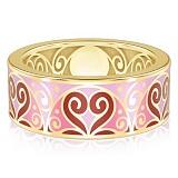 Золотое обручальное кольцо Талисман Любви